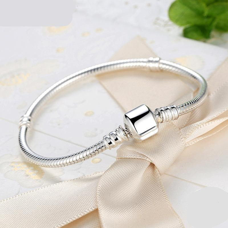 Silver Bracelet Collection - No imperfection