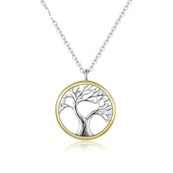 Tree of Life Pendant - No imperfection