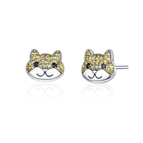 Unicorn Stud Earrings - No imperfection
