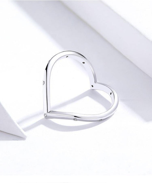 Wishbone Ring - No imperfection