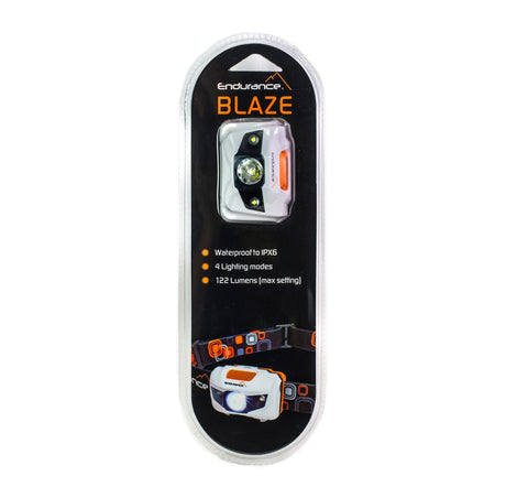 DofE Endurance Blaze Head Torch