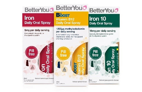 vitamin oral sprays are absorbed effectively and efficiently to help reach your fitness goals