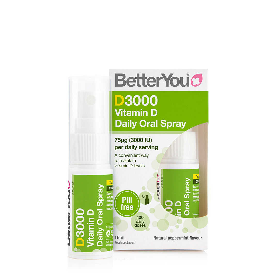 Vitamin D3000 Oral Spray