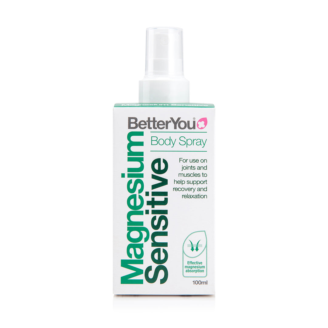 Magnesium Sensitive Body Spray