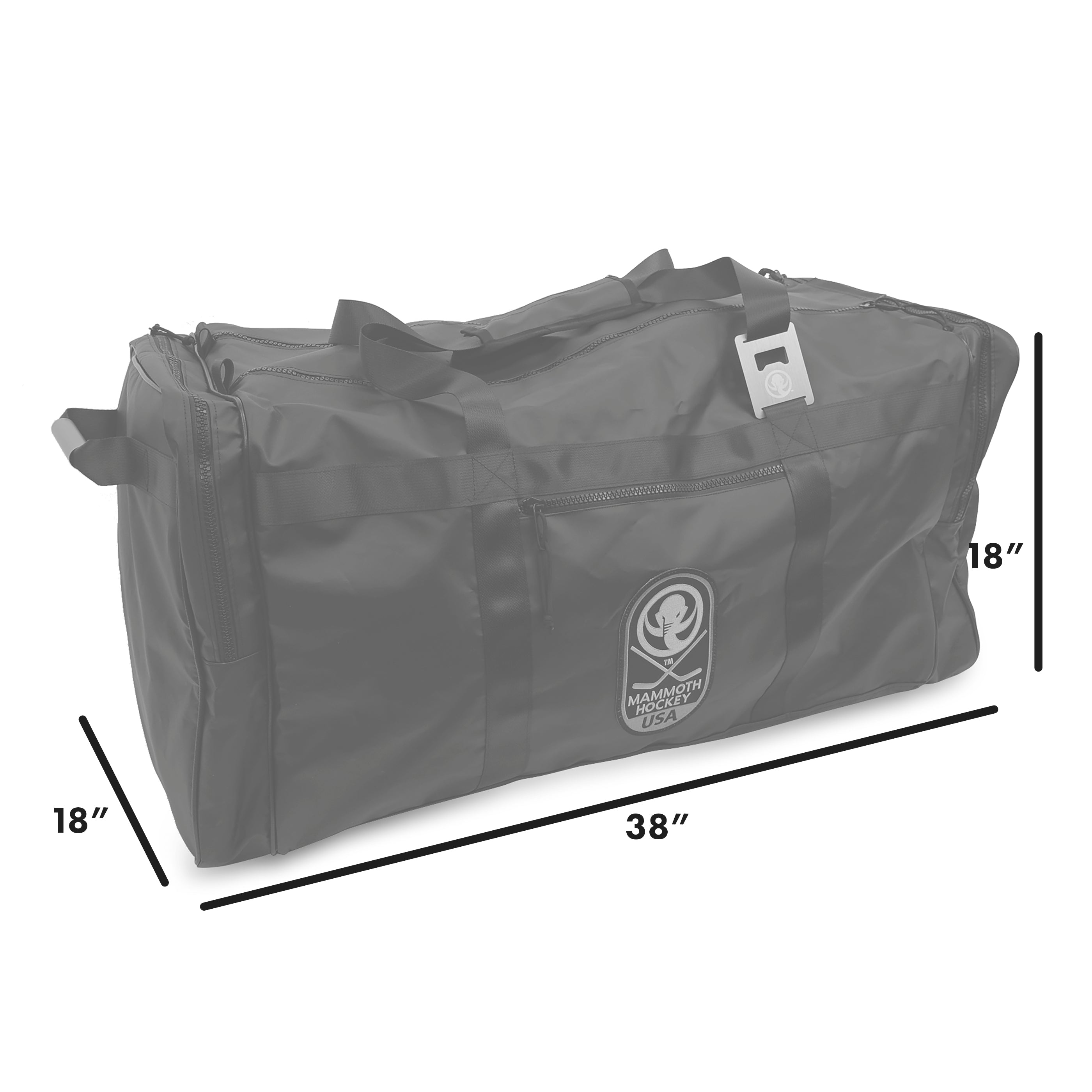 Imperial Ipa Player Bag Mammoth Hockey