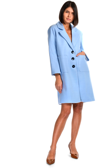 Vera knee length coat