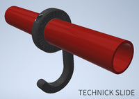 Technick Slide Roll Bar Hanger Hook