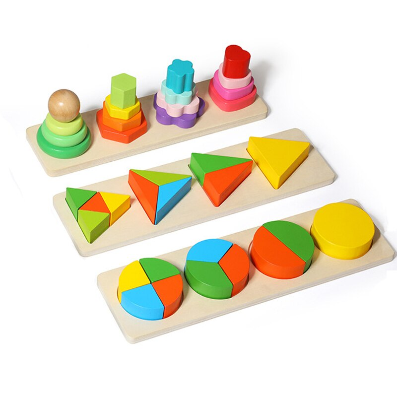 Early Learning Educational  Puzzle - F.I.Toys
