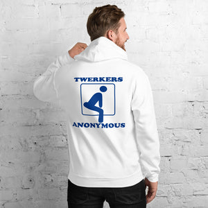 Twerkers Anonymous Blue