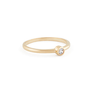 The Alicia Ring In Gold