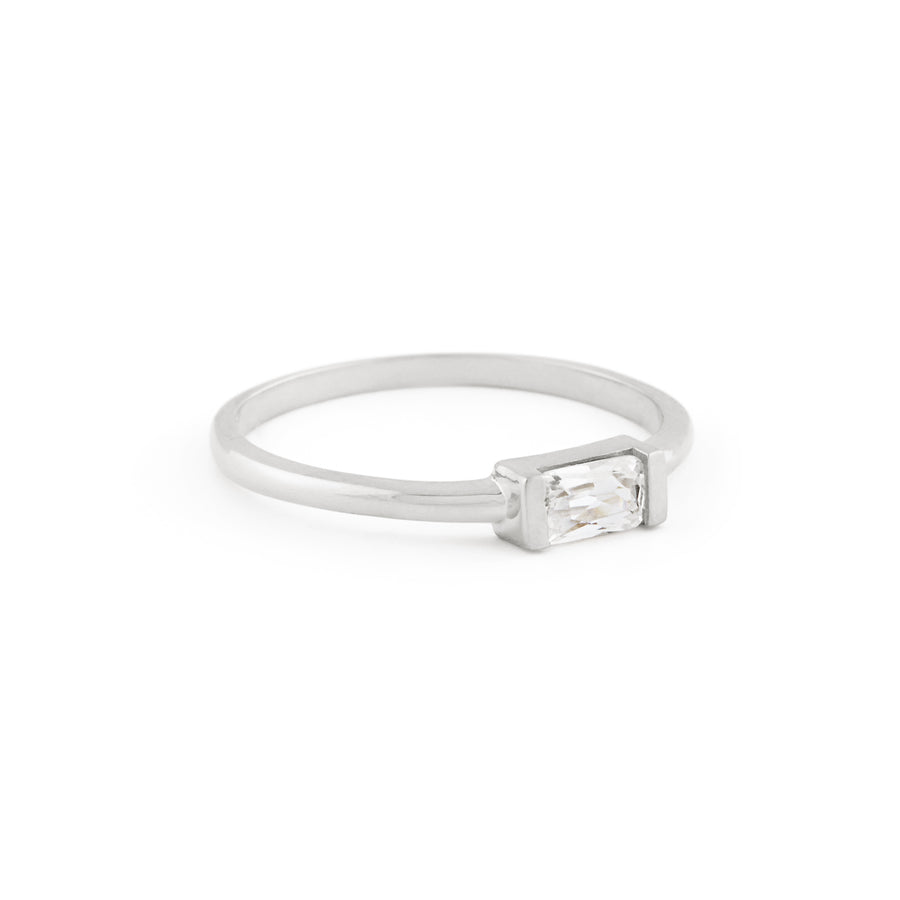 The Noémie Ring In Silver