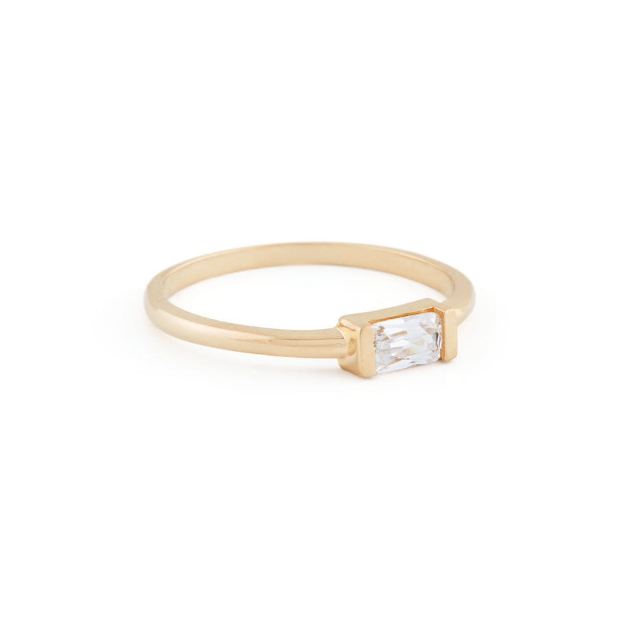 The Noémie Ring In Gold