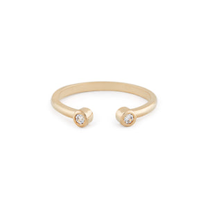 The Cindy Ring In Gold