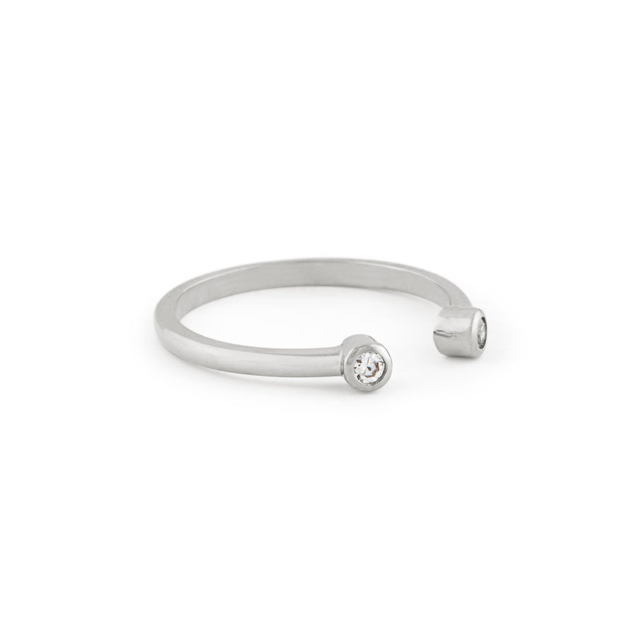 The Cindy Ring In Silver