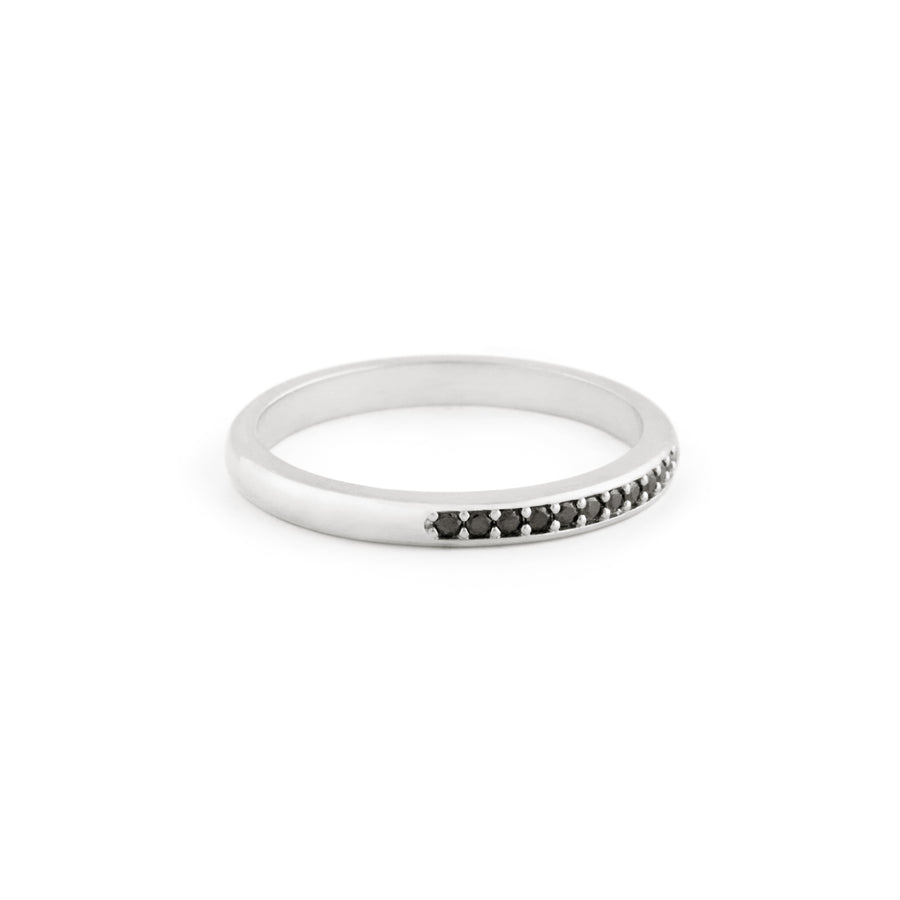 The Jessica Ring In Silver