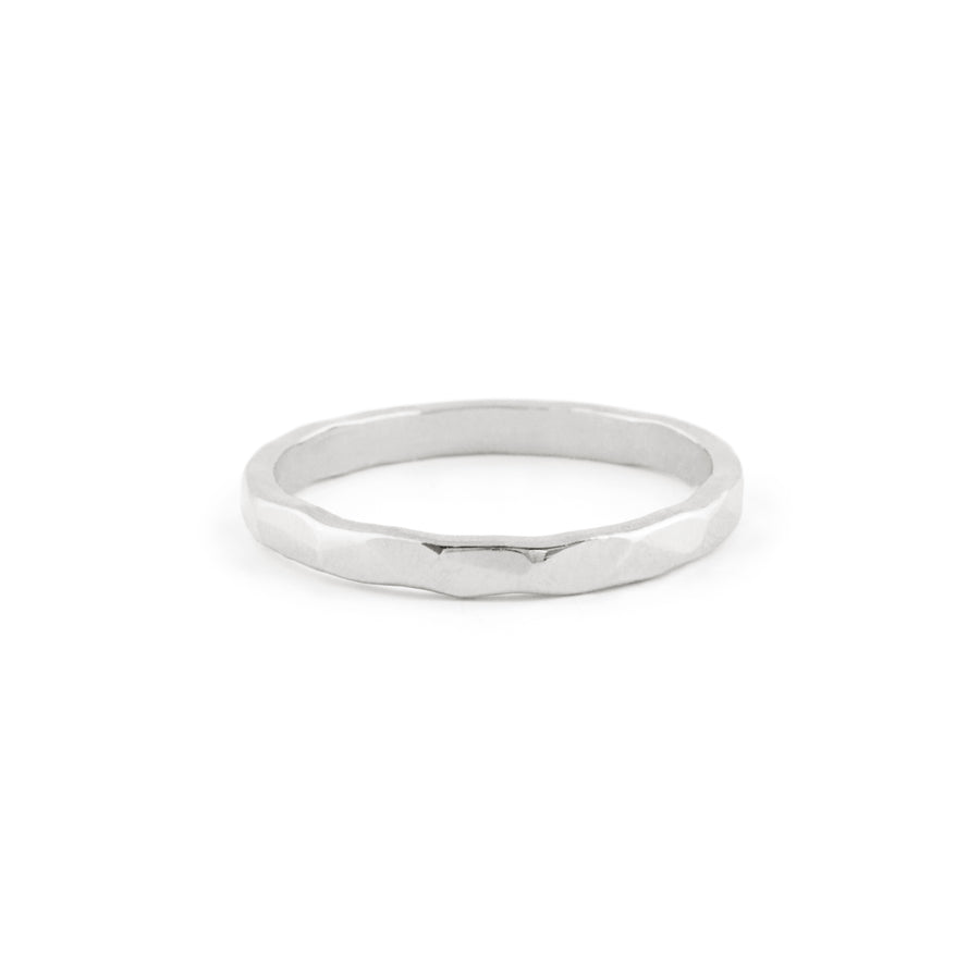 The Martelé Ring In Silver