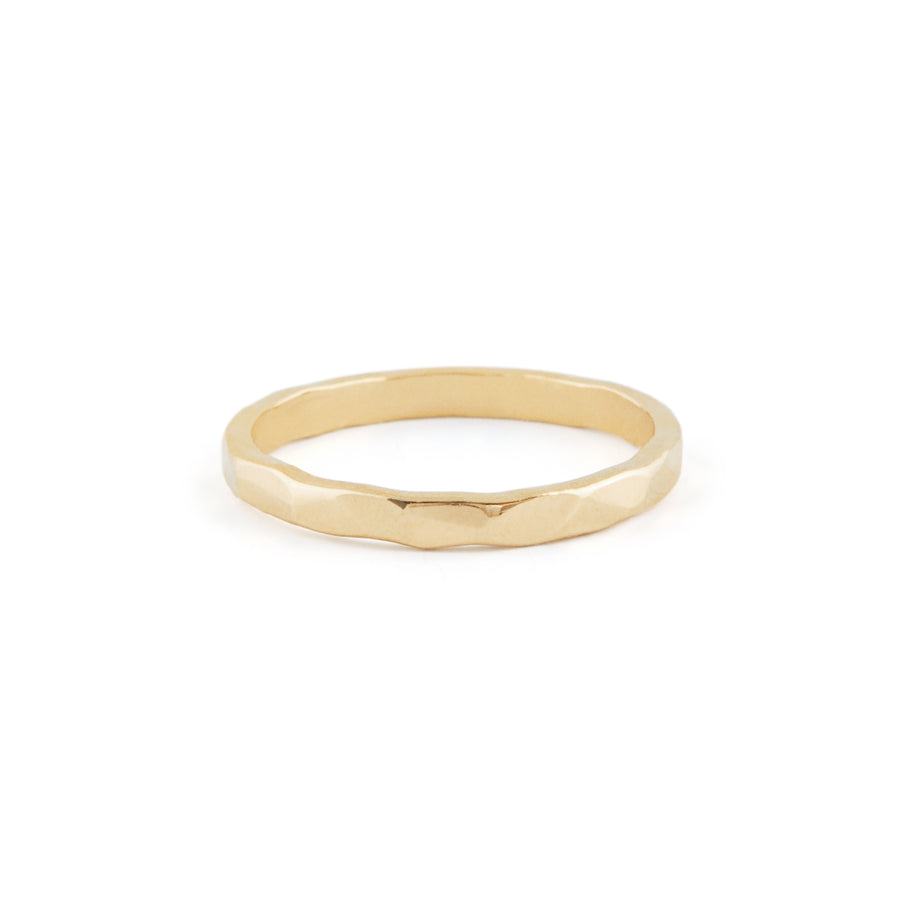 The Martelé Ring In Gold