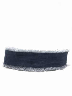 The Denim choker