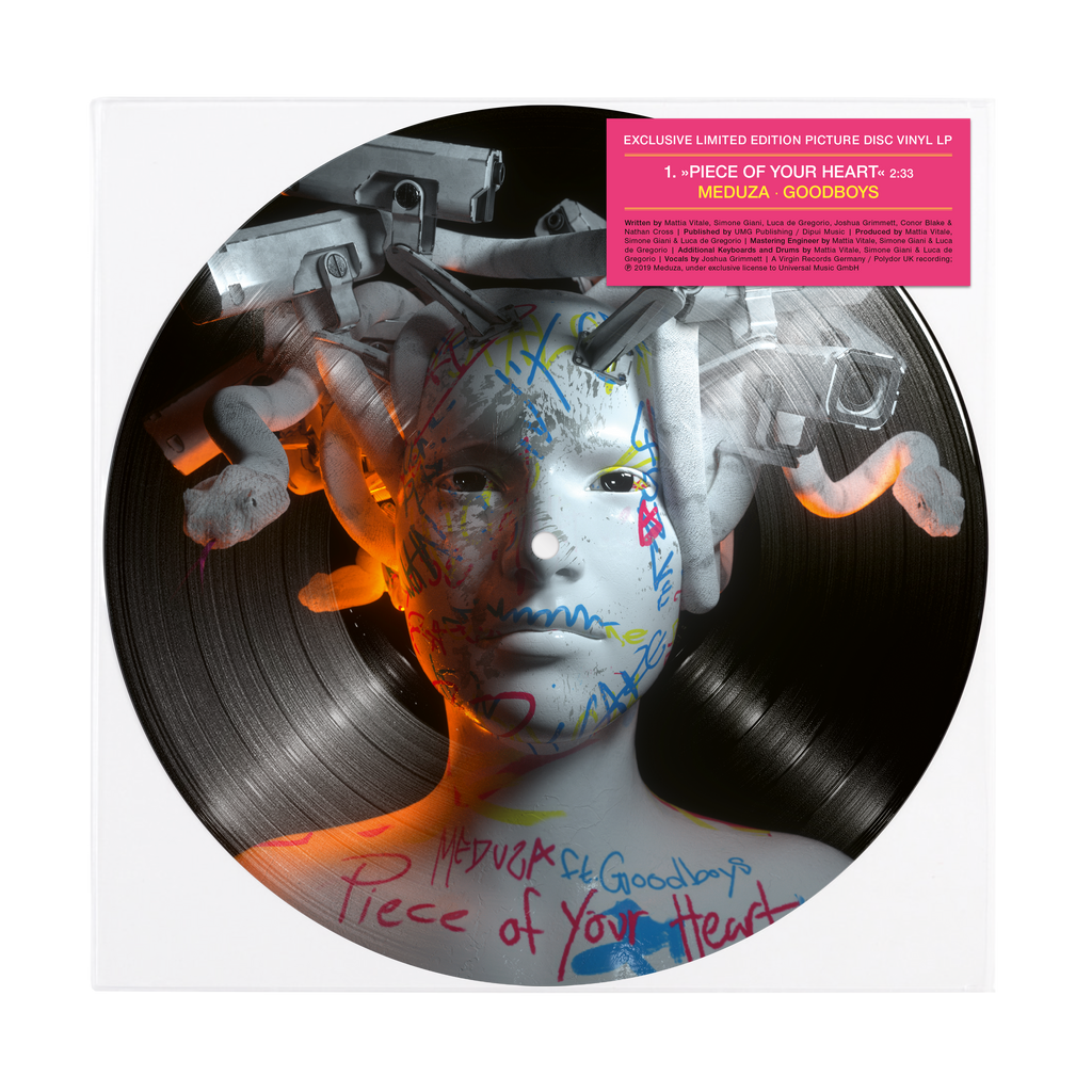 Meduza | Piece Of Your Heart (Ltd.Ed. Picture Disc 7ich Vinyl)