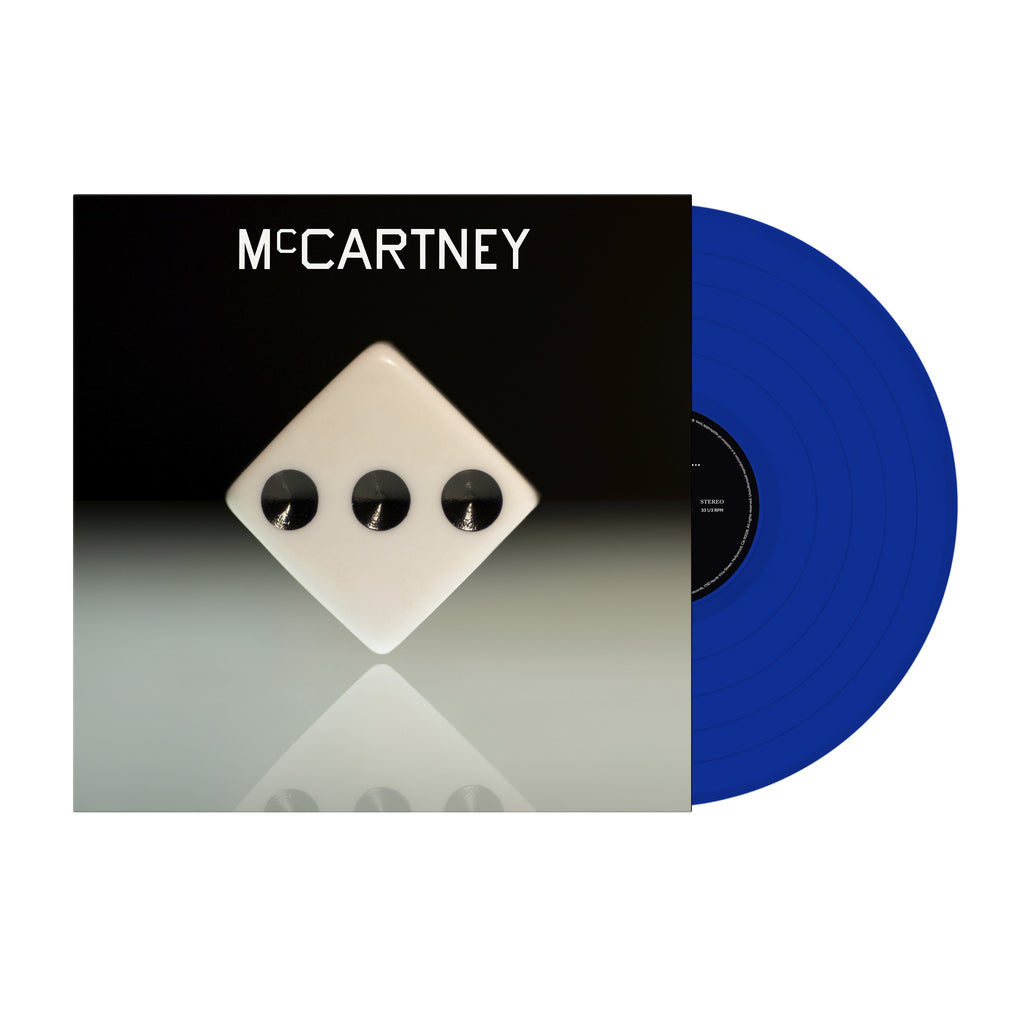 Paul McCartney | McCartney III - Exclusive Blue LP