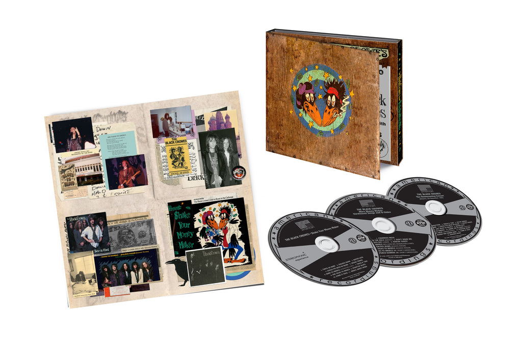 The Black Crowes | Shake Your Moneymaker 30th Anniversary Edition (3CD Digipack)