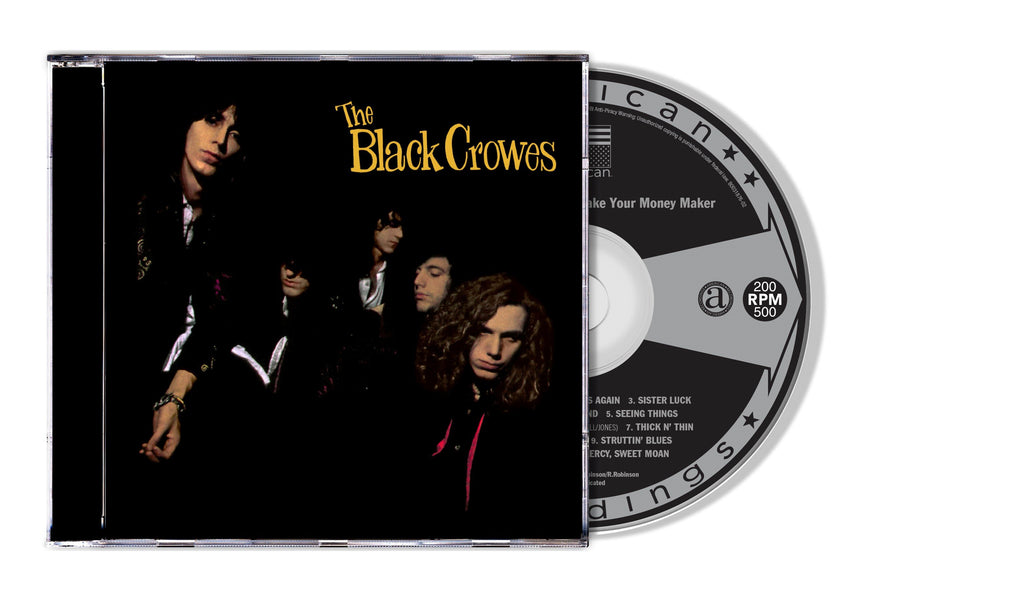The Black Crowes | Shake Your Moneymaker 30th Anniversary (CD)