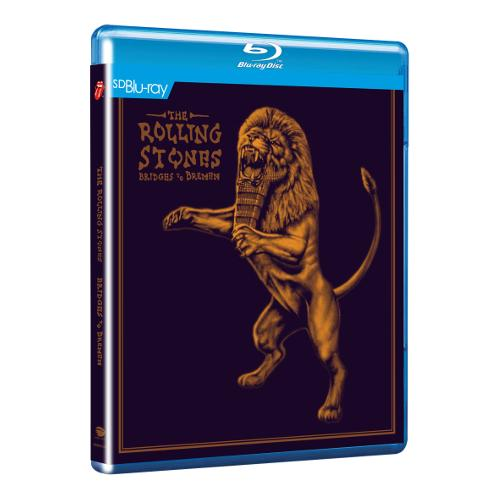 The Rolling Stones | Bridges To Bremen Blu-Ray