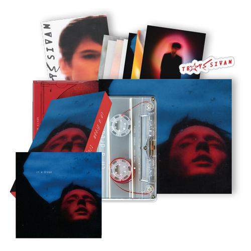 Troye Sivan | In A Dream CD + Cassette + Signed Art Card