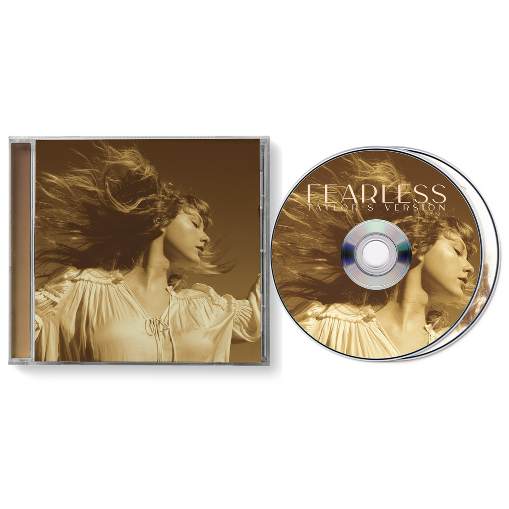 Taylor Swift | Fearless (Taylor's Version) CD