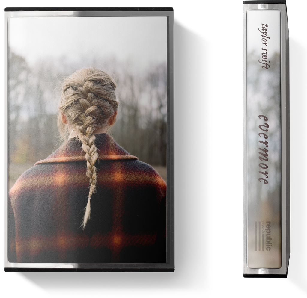 Taylor Swift | evermore album deluxe edition cassette