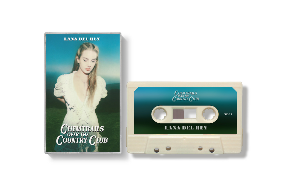 Lana Del Rey | Chemtrails Over the Country Club Exclusive Cassette 2