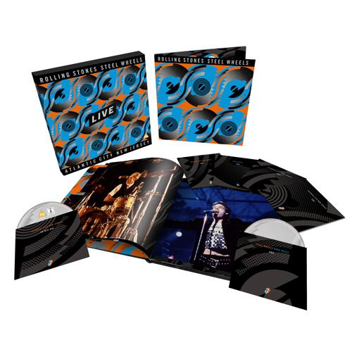 The Rolling Stones | Steel Wheels Live - Special Limited Edition 6-disc set