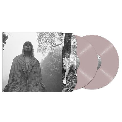 "Taylor Swift | folklore - 8. the ""clandestine meetings"" edition deluxe vinyl (D2C Exclusive)"