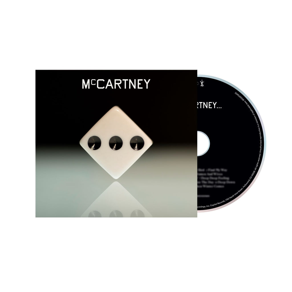 Paul McCartney | McCartney III (CD)