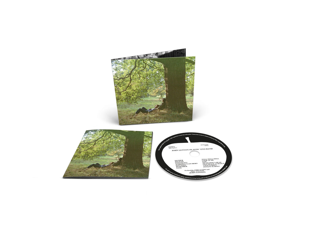 John Lennon | Plastic Ono Band CD (Ultimate Mixes)