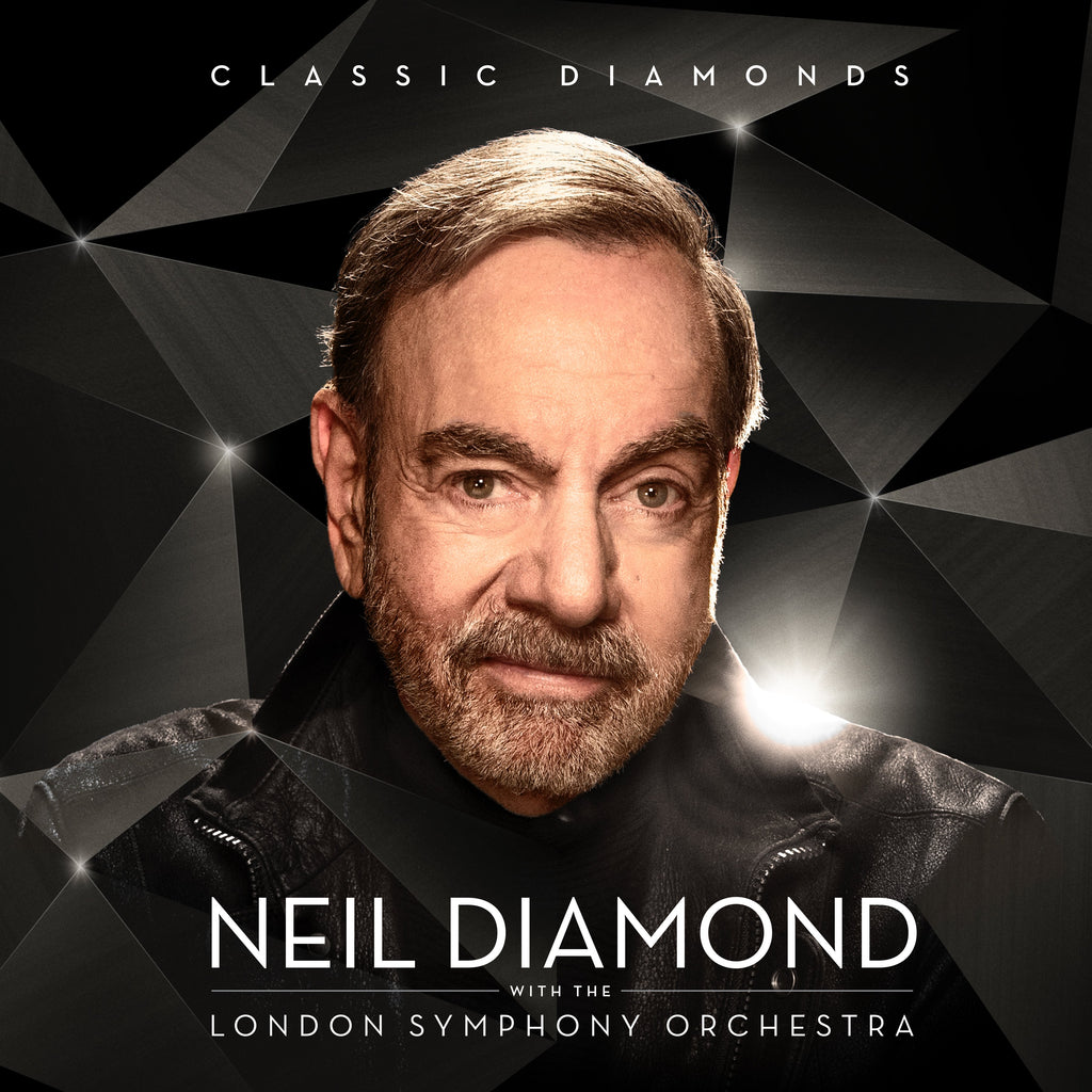 Neil Diamond | Classic Diamonds With The London Symphony Orchestra (CD)