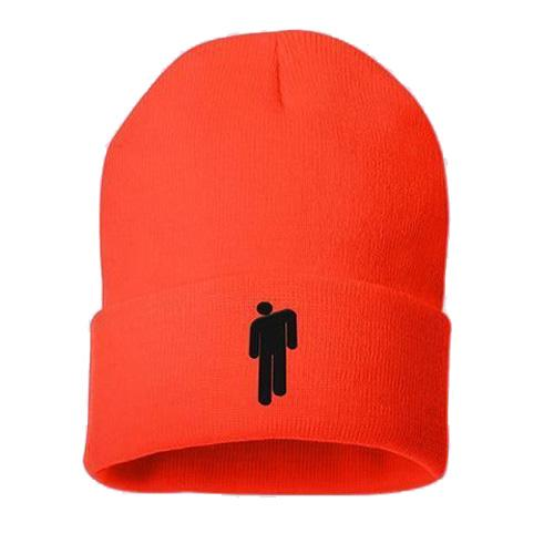 Billie Eilish | Neon Orange Beanie