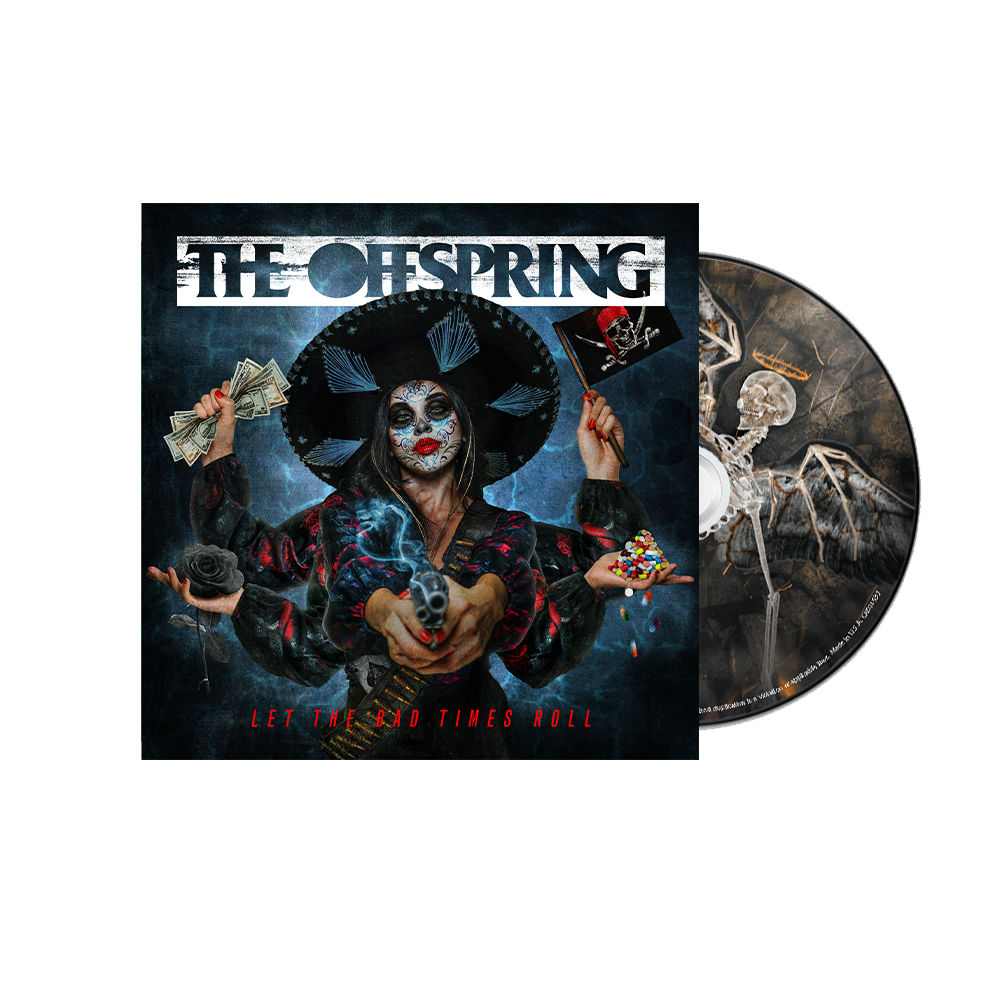 The Offspring | Let The Bad Times Roll (CD)