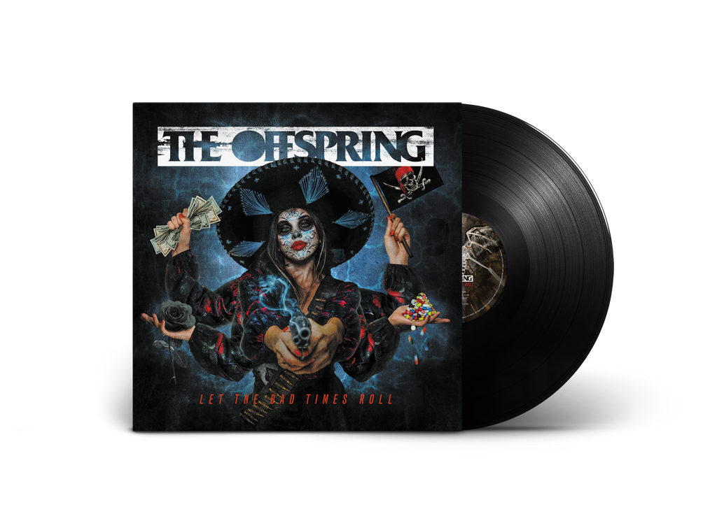 The Offspring | Let The Bad Times Roll (Standard Black Vinyl)