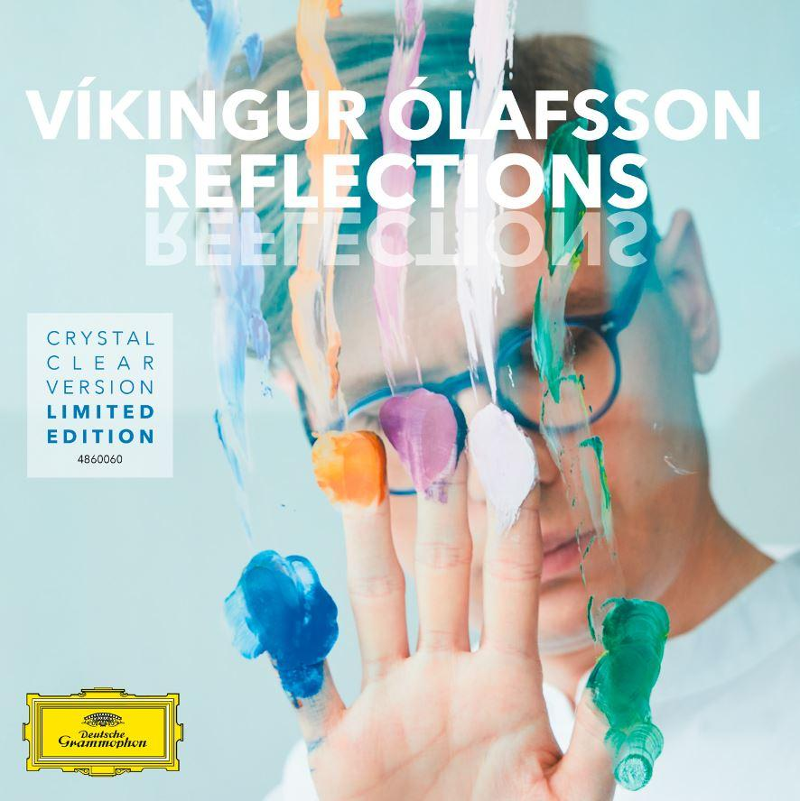 Víkingur Ólafsson | Reflections (Limited Edition Crystal Clear 2LP)