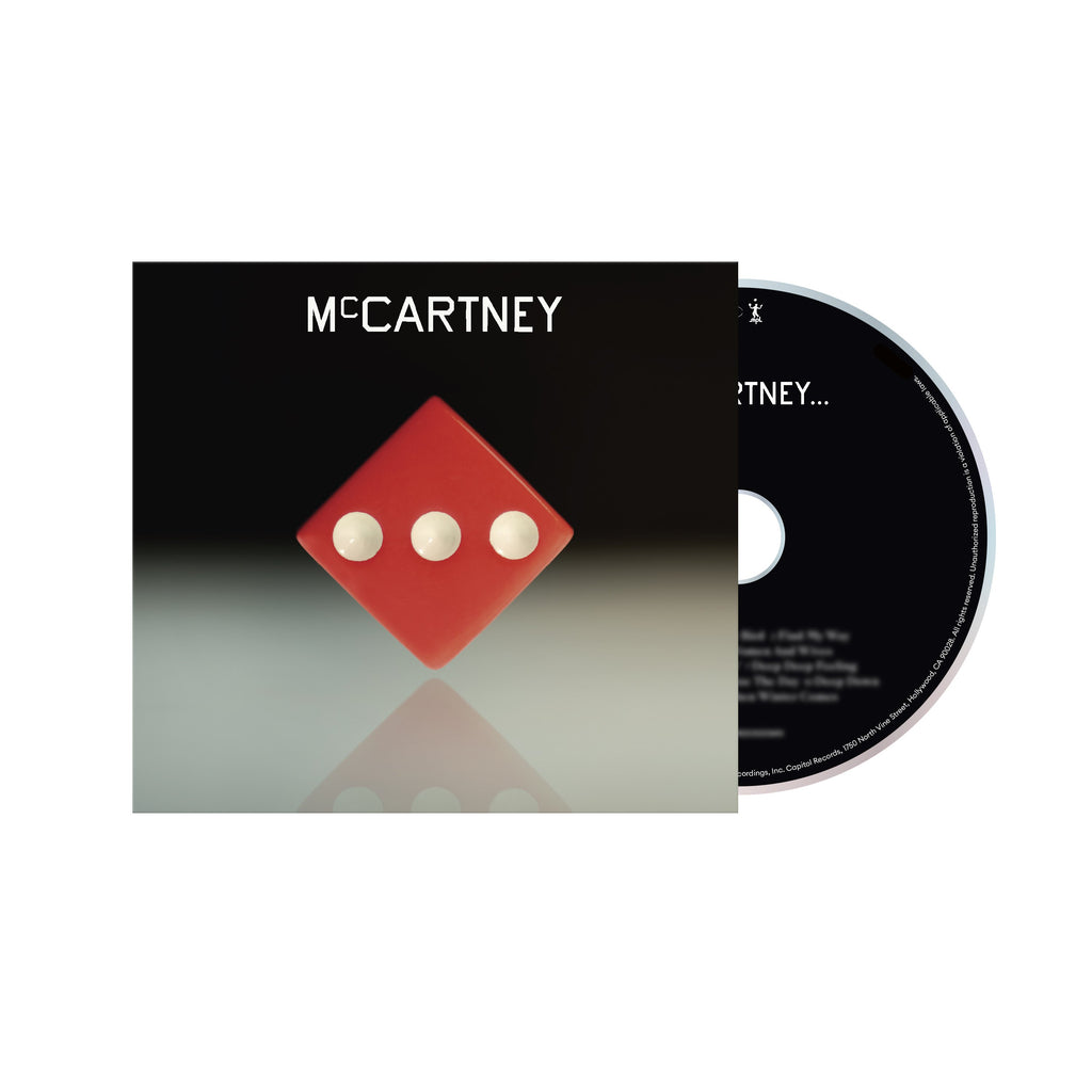Paul McCartney | McCartney III - Deluxe Edition Red CD