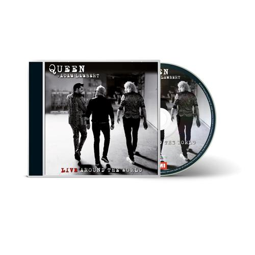 Queen + Adam Lambert | Live Around The World CD