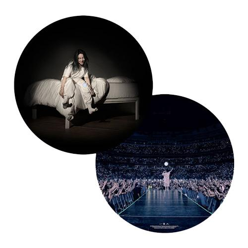 Billie Eilish | When We All Fall Asleep, Where Do We Go? (Picture Disc)