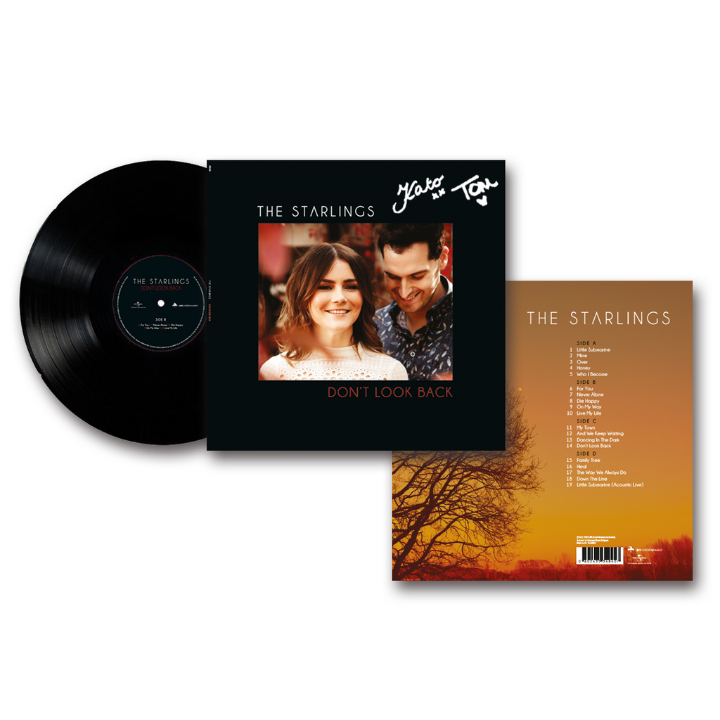 The Starlings - Don't Look Back (Deluxe) | LP | GESIGNEERD
