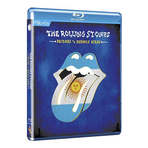 The Rolling Stones | Bridges To Buenos Aires Blu-Ray