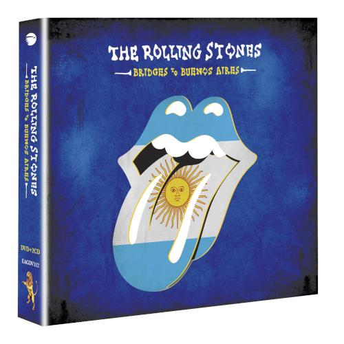 The Rolling Stones | Bridges To Buenos Aires Blu-Ray+2CD