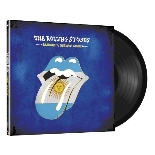 The Rolling Stones | Bridges To Buenos Aires 3LP BLACK