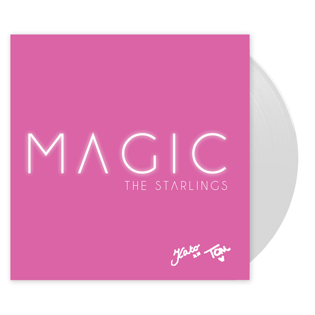 "The Starlings - 'Magic' Kato's Version (7"" single LP - Signed - Exclusive)"