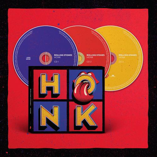 The Rolling Stones | Honk 3CD DELUXE