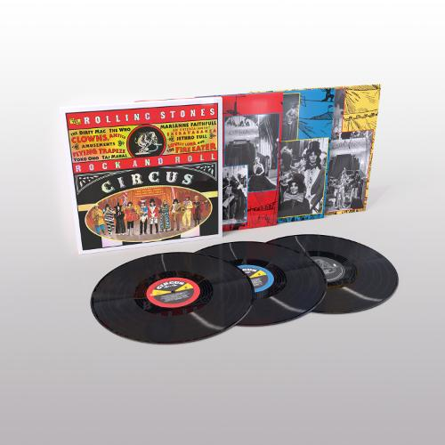 The Rolling Stones | Rock and Roll Circus 3LP VINYL
